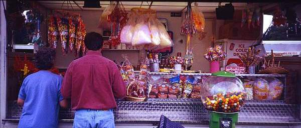 Funfair Sweets Stall
